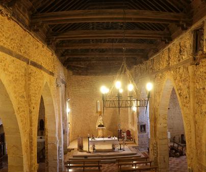 Iglesia de Nuestra Señora de la Sey- Las Valeras
