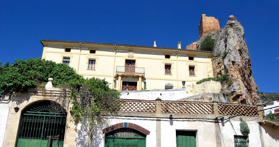 Palacio de los marqueses de Villel