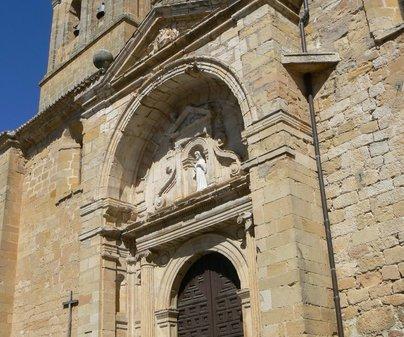 Sacedón: Monasterio de Córcoles