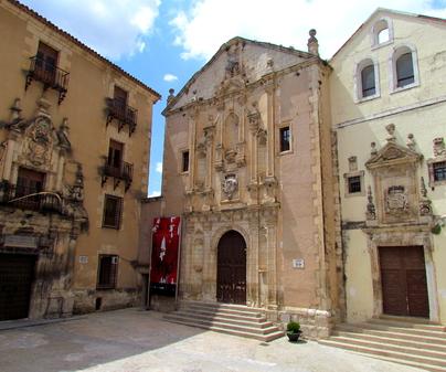 Trivium - Convento de la Merced
