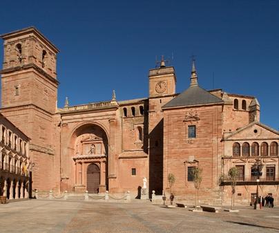 Villanueva de los Infantes, Plaza Mayor