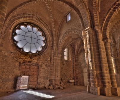 Parque Arqueológico Sacro Convento y Castillo de Calatrava la Nueva