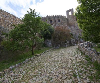 Parque Arqueológico Sacro Convento y Castillo de Calatrava la Nueva - Caminos Felipe II