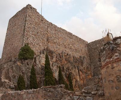 Parque Arqueológico Sacro Convento y Castillo de Calatrava la Nueva - Defensas
