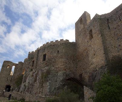 Parque Arqueológico Sacro Convento y Castillo de Calatrava la Nueva - Murallas