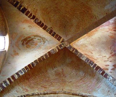 Parque Arqueológico Sacro Convento y Castillo de Calatrava la Nueva - Bóveda