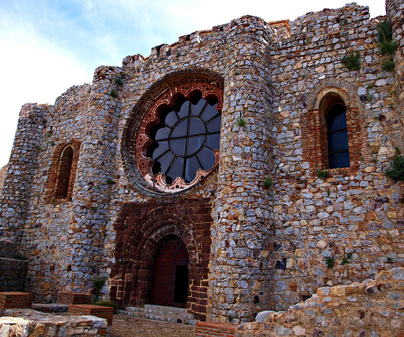 Parque Arqueológico Sacro Convento y Castillo de Calatrava la Nueva - Puerta de la Estrella