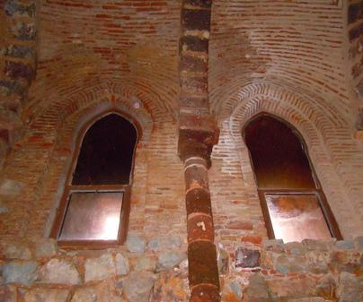 Parque Arqueológico Sacro Convento y Castillo de Calatrava la Nueva - Ventanas