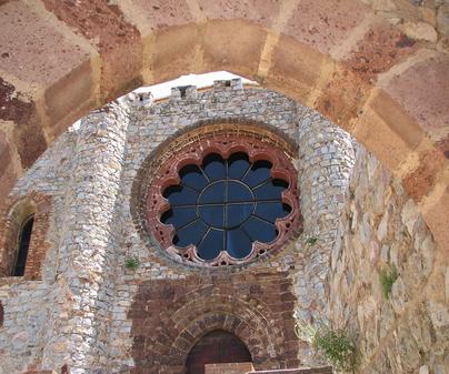 Parque Arqueológico Sacro Convento y Castillo de Calatrava la Nueva - Detalle Puerta de la Estrella