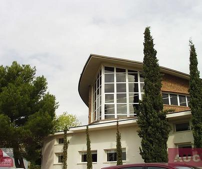 UCLM Edificio Gil de Albornoz