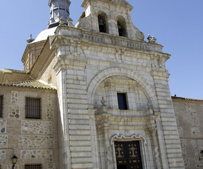 Consuegra - Ermita del Cristo de la Vera Cruz