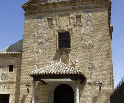 Consuegra - Iglesia de Nuestra Señora
