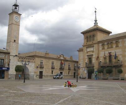 Consuegra - Plaza de España