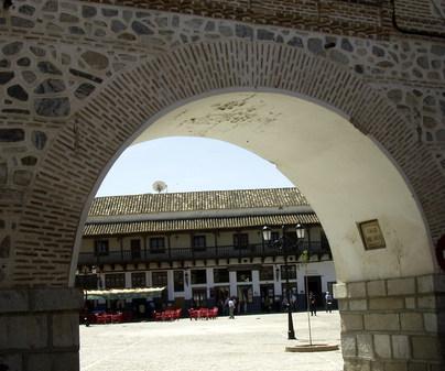 Consuegra - Plaza Mayor