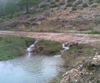 Salinas - Monteagudo de las Salinas - Paraje de las Fuentes