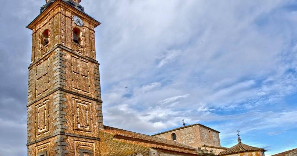 Iglesia de Nuestra Señora de la Antigua en Los Navalmorales
