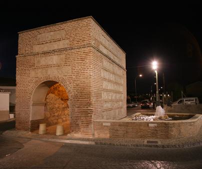 Illescas - Arco de Ugena