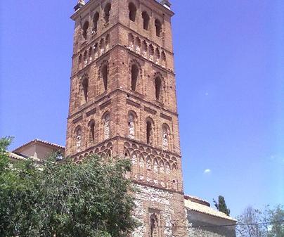 Illescas - Torre de la Iglesia de Santa María