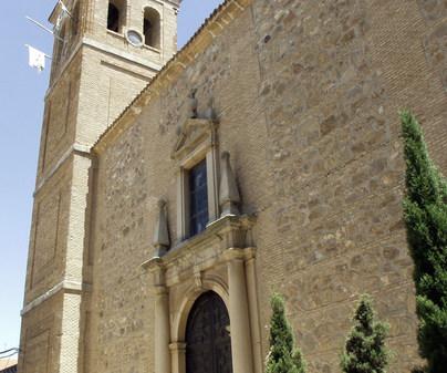 Madridejos - Ermita de El Salvador