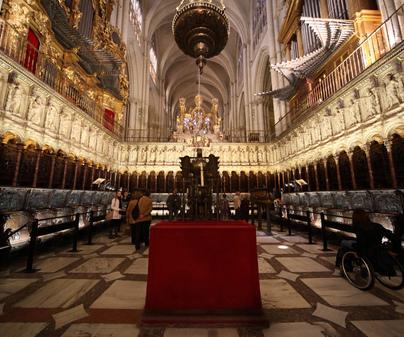 Catedral de Toledo sala capitular