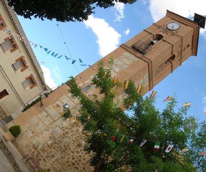Iglesia Santa María Magdalena (Layos)