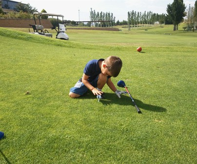 Villar de Olaya Golf