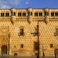 CEI Languages - Fachada principal de El Palacio del Infantado firmada