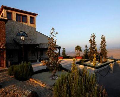 Bodega Mont Reaga Edificio