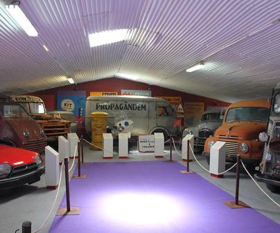 Museo Coches Antiguos Yuncos - 2