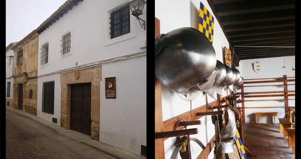 Casa Bellomonte, casa museo del Siglo XV de Belmonte