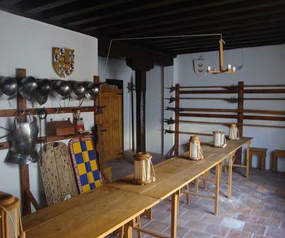 Casa Museo Siglo XV Belmonte - 02