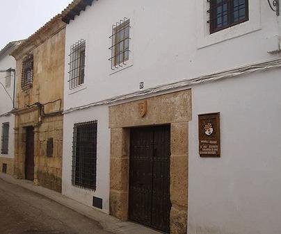 Casa Museo Siglo XV Belmonte - 07