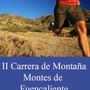 II Carrera de Montaña Montes de Fuencaliente