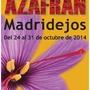 VIII JORNADAS DEL AZAFRÁN-MADRIDEJOS