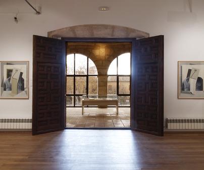 Sala de Exposición 3 Museo de Obra Gráfica de San Clemente