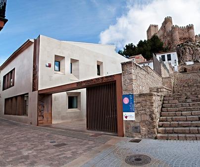 Exterior Museo Museo de la Batalla de Almansa