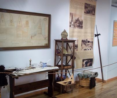 Galería Museo de la Batalla de Almansa