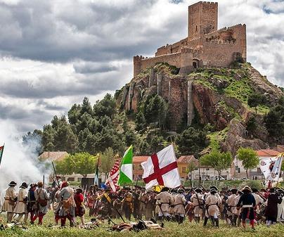 Recreación 3 Museo de la Batalla de Almansa