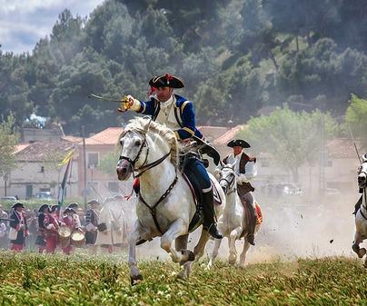 Recreación 4 Museo de la Batalla de Almansa