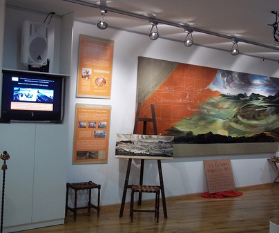 Sala 2 Museo de la Batalla de Almansa