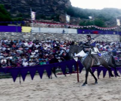 Torneo La Alvarada Medieval Cañete