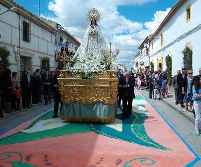 Fiestas de Mayo de Villamayor de Calatrava 3