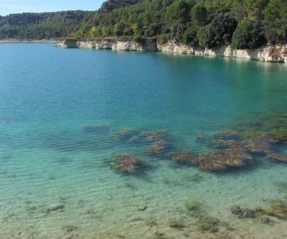 Lagunas de Ruidera 4