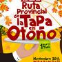 Concurso Ruta Provincial de la Tapa en Otoño