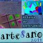 XI Feria de Artesanía  en Villanueva de los Infantes