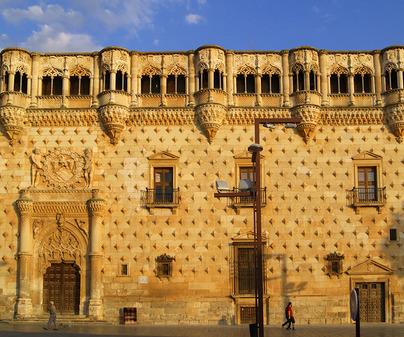 Palacio del Infantado portada /<b>José Antonio González Nieto</b>
