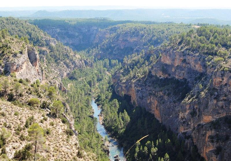 Reserva Natural de Las Hoces del Cabriel
