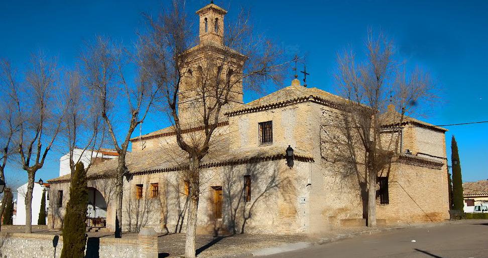 Iglesia mudéjar de Cabañas de la Sagra
