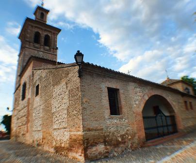 Iglesia de Cabañas de la Sagra 1