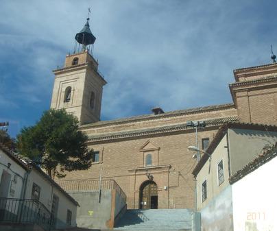 Iglesia de Cebolla